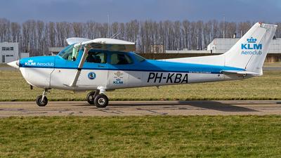 PH-KBA - Cessna 172P Skyhawk II - KLM Aeroclub