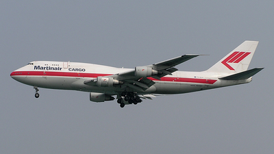 PH-BUH - Boeing 747-206B(SF)(SUD) - Martinair Cargo