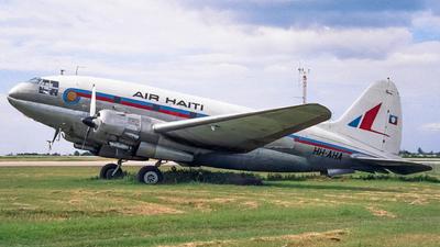 HH-AHA - Curtiss C-46C Commando - Air Haiti