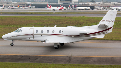 N590VP - Cessna 560XL Citation Excel - Paraguay - Government