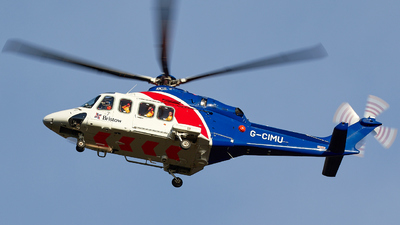 A picture of GCIMU - AgustaWestland AW139 - Bristow Helicopters - © David Blaker