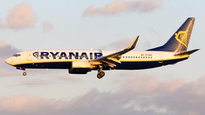 A picture of EIDHG - Boeing 7378AS - Ryanair - © Kris Van Craenenbroeck