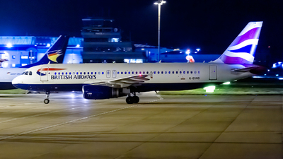A picture of GEUUD - Airbus A320232 - British Airways - © Ethan Hew - p_nilly