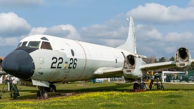 P.3-7 - Lockheed P-3A Orion - Spain - Air Force