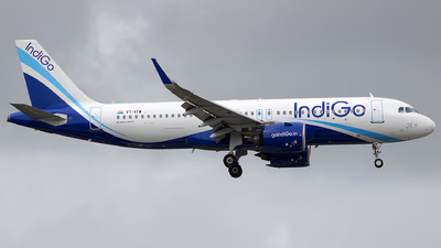 A picture of VTITW - Airbus A320271N - IndiGo - © Aashay Bapaye