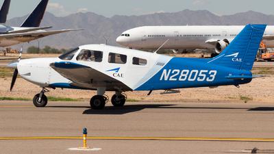 N28053 - Piper PA-28-181 Archer TX - Oxford Aviation Academy