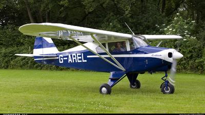 A picture of GAREL - Piper PA22150 Caribbean - [227284] - © Brian Whitelegg