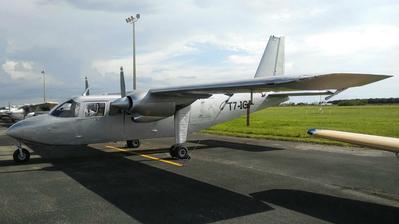T7-IGF - Britten-Norman BN-2A-6 Islander - Star Airservice