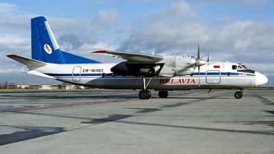 EW-46483 - Antonov An-24RV - Belavia Belarusian Airlines