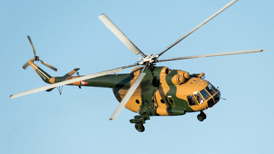 701 - Mil Mi-17 Hip - Hungary - Air Force