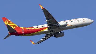 B-1213 - Boeing 737-84P - Hainan Airlines