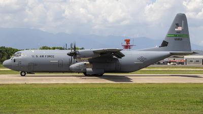 16-5859 - Lockheed Martin C-130J-30 Hercules - United States - US Air Force (USAF)