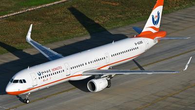 B-8285 - Airbus A321-211 - Hongtu Airlines