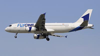 ER-00003 - Airbus A320-233 - VietJet Air (FlyOne)