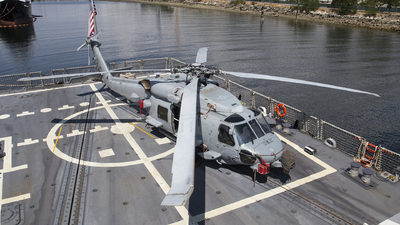 167068 - Sikorsky MH-60R Seahawk - United States - US Navy (USN)