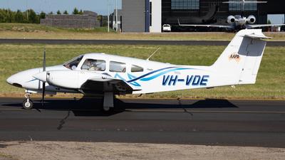 A picture of VHVDE - Piper PA44180 Seminole - [4496293] - © Nicholas Kimura