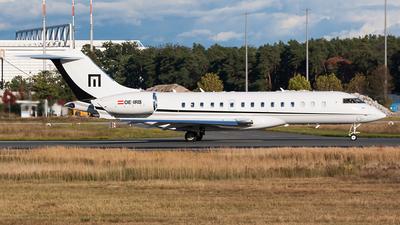 OE-IRB - Bombardier BD-700-1A10 Global Express XRS - Sparfell Luftfahrt