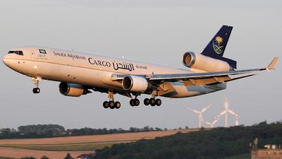 HZ-ANB - McDonnell Douglas MD-11(F) - Saudi Arabian Airlines Cargo