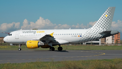 A picture of ECNGB - Airbus A319111 - Vueling - © Marcello Galzignato - Tuscan Aviation