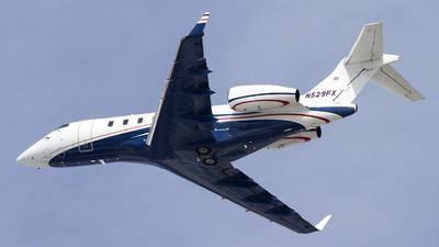A picture of N529FX - Bombardier Challenger 300 - Flexjet - © Jeremy D. Dando