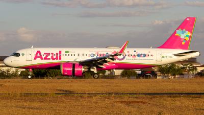 A picture of PRYRS - Airbus A320253N - Azul Linhas Aereas - © Lucas Loreto