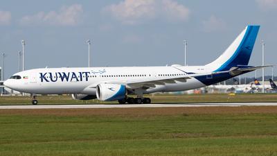 9K-APG - Airbus A330-841 - Kuwait Airways