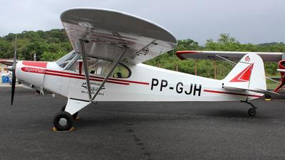 PP-GJH - Piper PA-18-150 Super Cub - Aeroclube de Blumenau