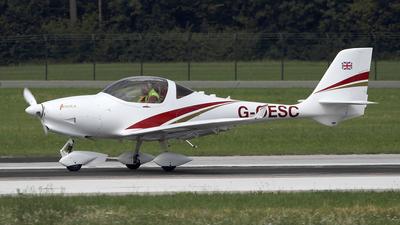 G-OESC - Aquila A210 - Private
