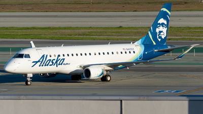 N405SY - Embraer 170-200LR - Alaska Airlines (Skywest Airlines)