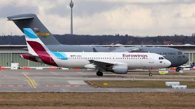 D-ABNU - Airbus A320-214 - Eurowings