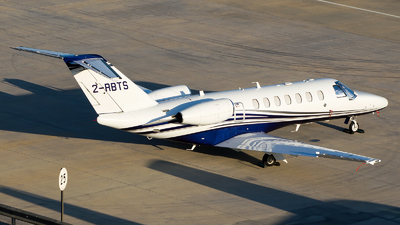 2-RBTS - Cessna 525 Citationjet CJ3 - Private