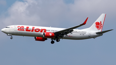 A picture of PKLHM - Boeing 7379GP(ER) - Lion Air - © Frederick Lee