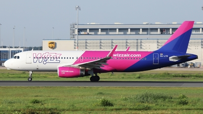 A picture of HALYH - Airbus A320232 - Wizz Air - © André Klöckner