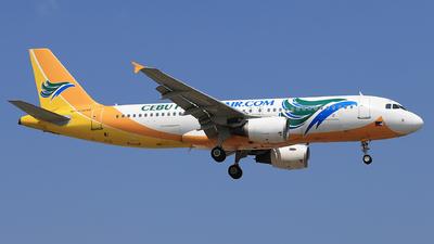 A picture of RPC3244 - Airbus A320214 - [3272] - © Jun Jun Cruz