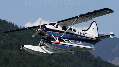 LN-NCC - De Havilland Canada DHC-2 Mk.I Beaver - Private