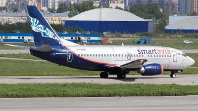 VP-BRN - Boeing 737-5Y0 - Smartavia