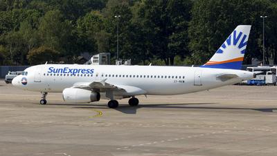 LY-NVW - Airbus A320-232 - SunExpress (Avion Express)