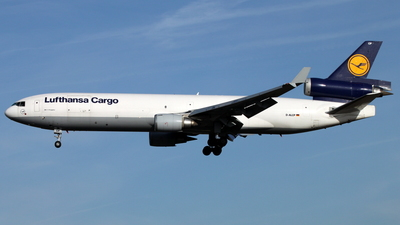 D-ALCP - McDonnell Douglas MD-11(F) - Lufthansa Cargo