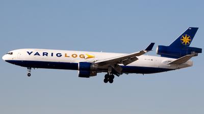 PR-LGD - McDonnell Douglas MD-11(F) - Varig Log