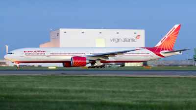 VT-ALO - Boeing 777-337ER - Air India