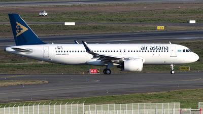 F-WWIJ - Airbus A320-271N - Air Astana