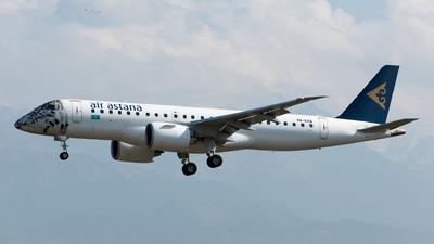 P4-KHA - Embraer 190-300STD - Air Astana