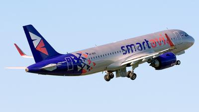 A picture of VPBOZ - Airbus A320251N - Smartavia - © ArCher