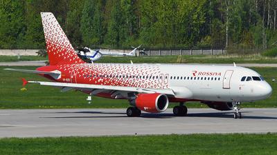 A picture of VPBZR - Airbus A320214 - Rossiya - © Luba Ostrovskaya
