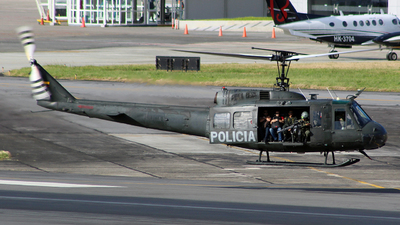 PNC-0722 - Bell UH-1H Iroquois - Colombia - Police