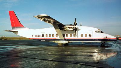 G-KBAC - Short 360-300 - BAC Express Airlines