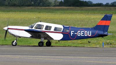 F-GEDU - Piper PA-32-300 Cherokee Six - Private