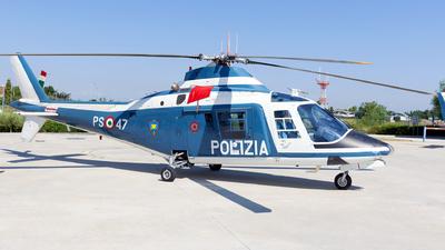MM80747 - Agusta A109A Mk.II Hirundo - Italy - Polizia di Stato