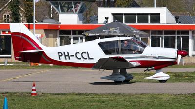 PH-CCL - Robin DR400/135cdi Ecoflyer - Private