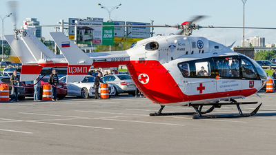 RA-01887 - Airbus Helicopters EC145 - Russia - Ministry for Emergency Situations (MChS)